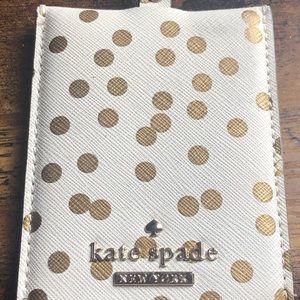 Kate Spade Luggage Tag